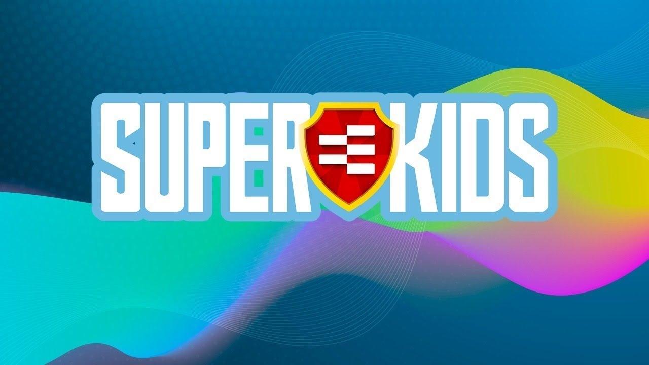 Treinamento SuperKids